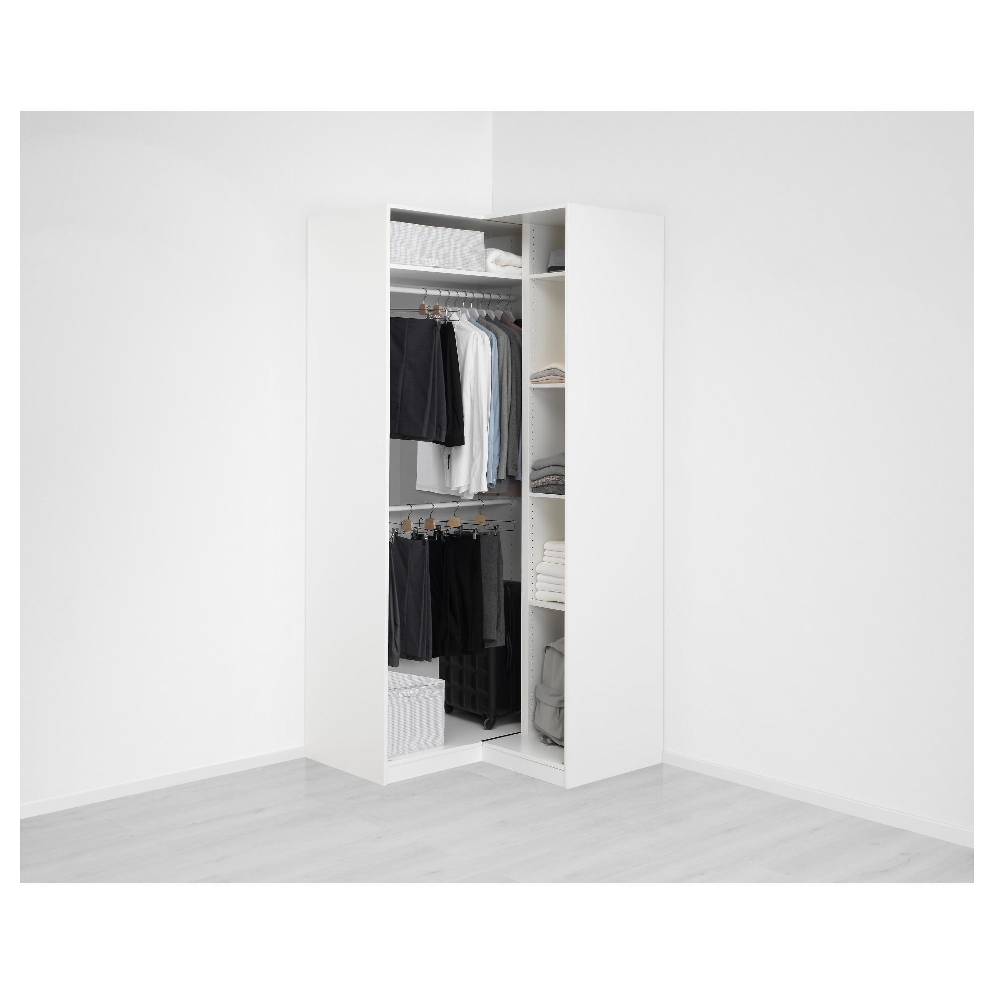 Corner Wardrobe Closet Ikea Qasync
