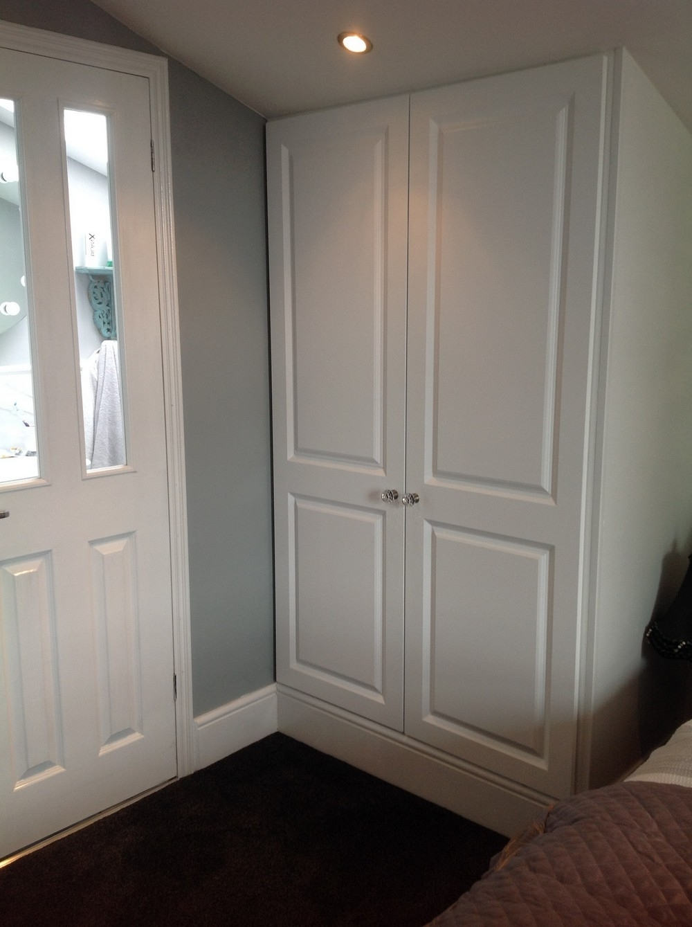 Bespoke Doors For Ikea Kitchen Cabinets Best 15+ Of Curved Wardrobes Doors