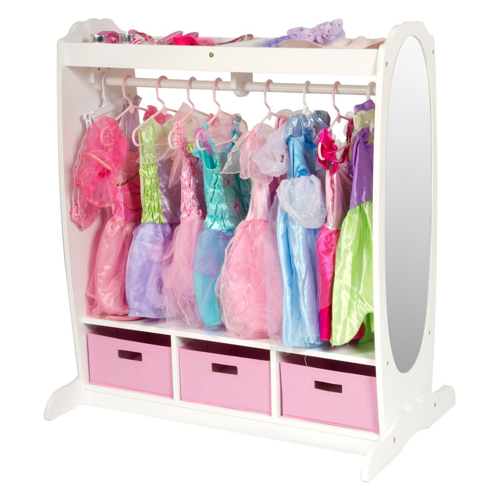 Wardrobe Kits 15 Best Collection Of Kids Dress Up Wardrobes Closet