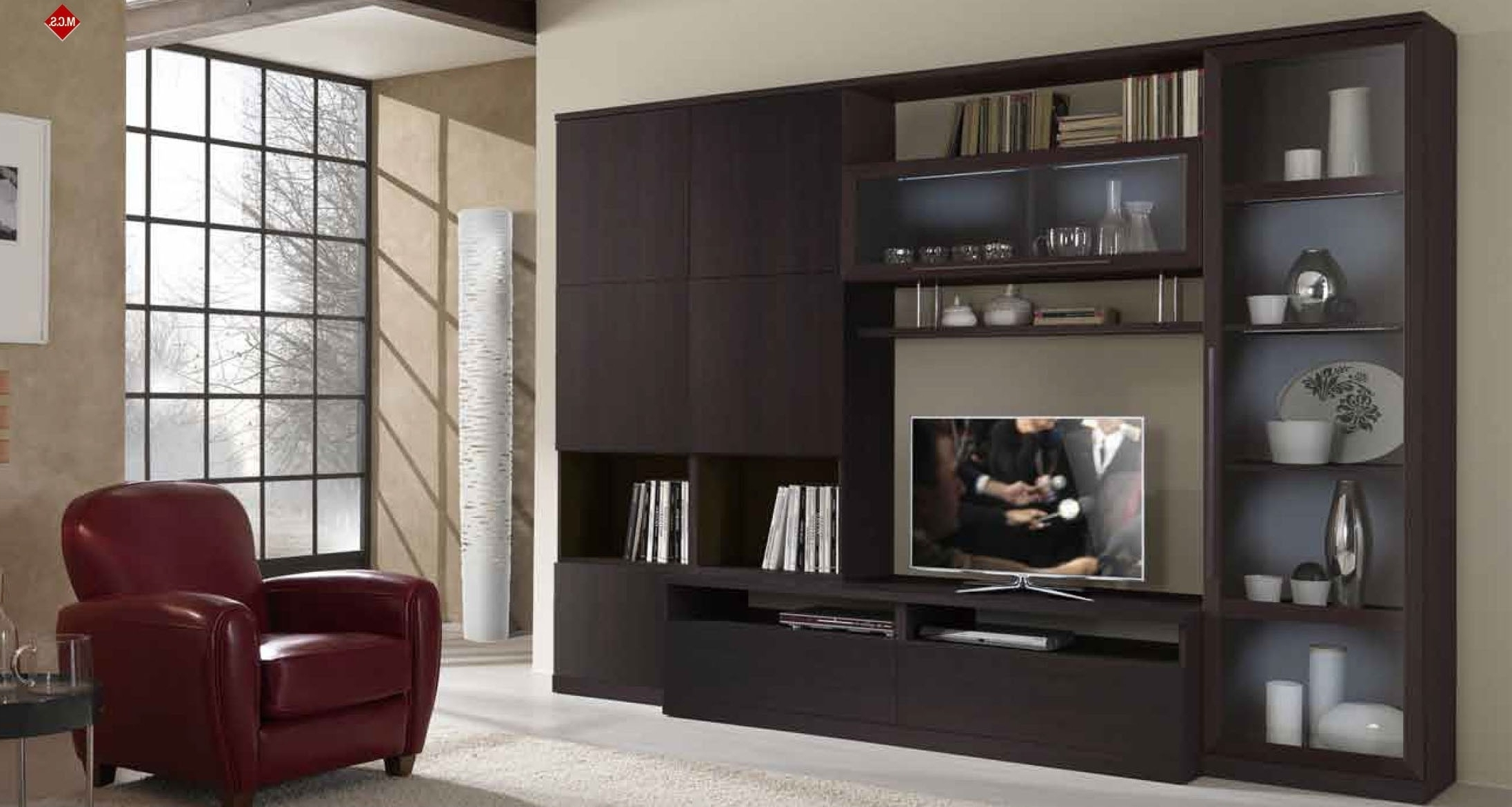 Living Room Wall Unit 2018 Latest Wall Units For Living Room