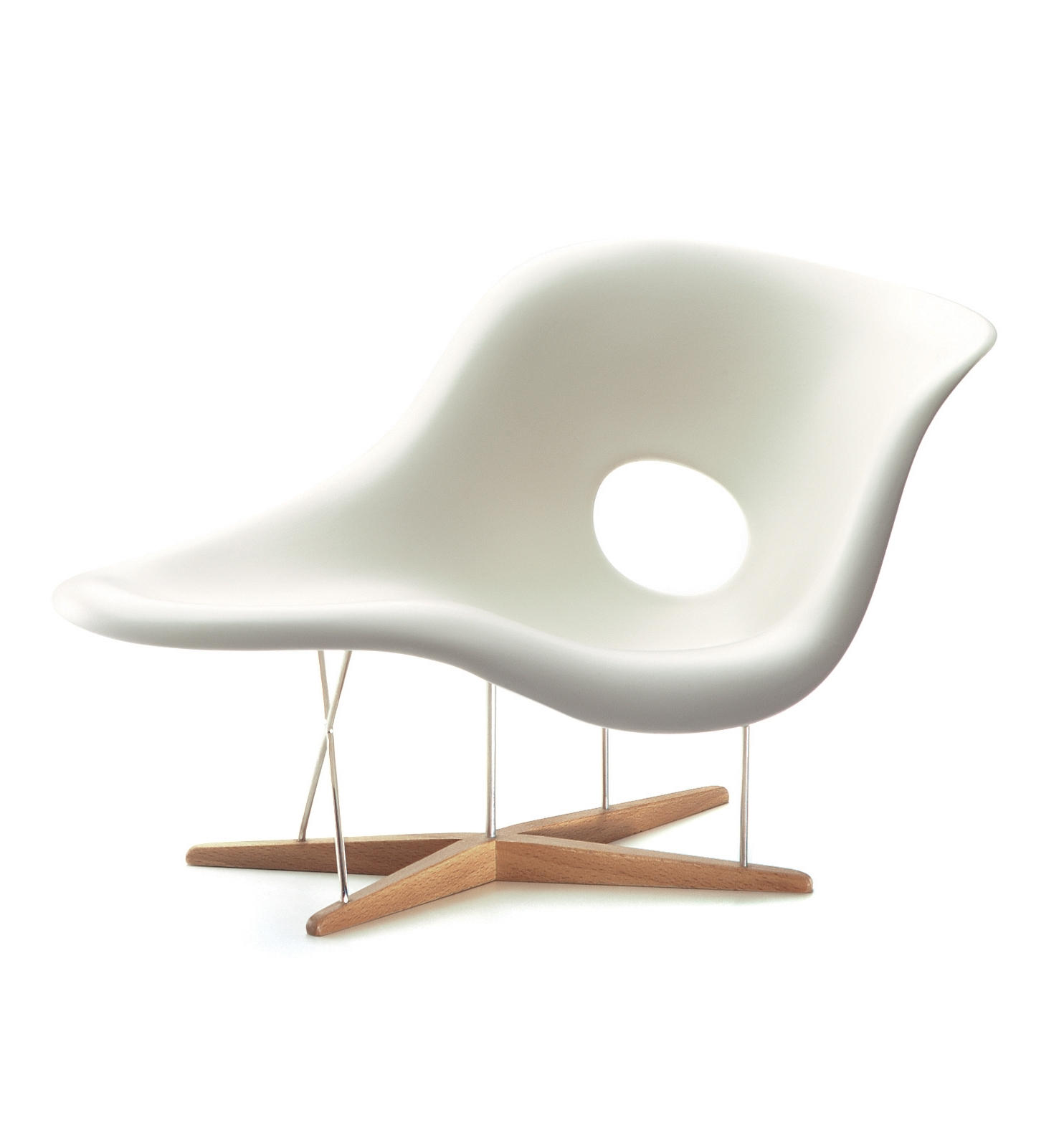 La Chaise Lounge Chair Vitra La Chaise