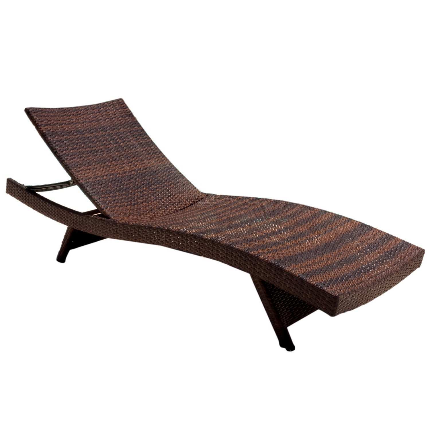 Best Chaise Lounge Chairs Top 15 Of Wicker Chaise Lounge Chairs For Outdoor