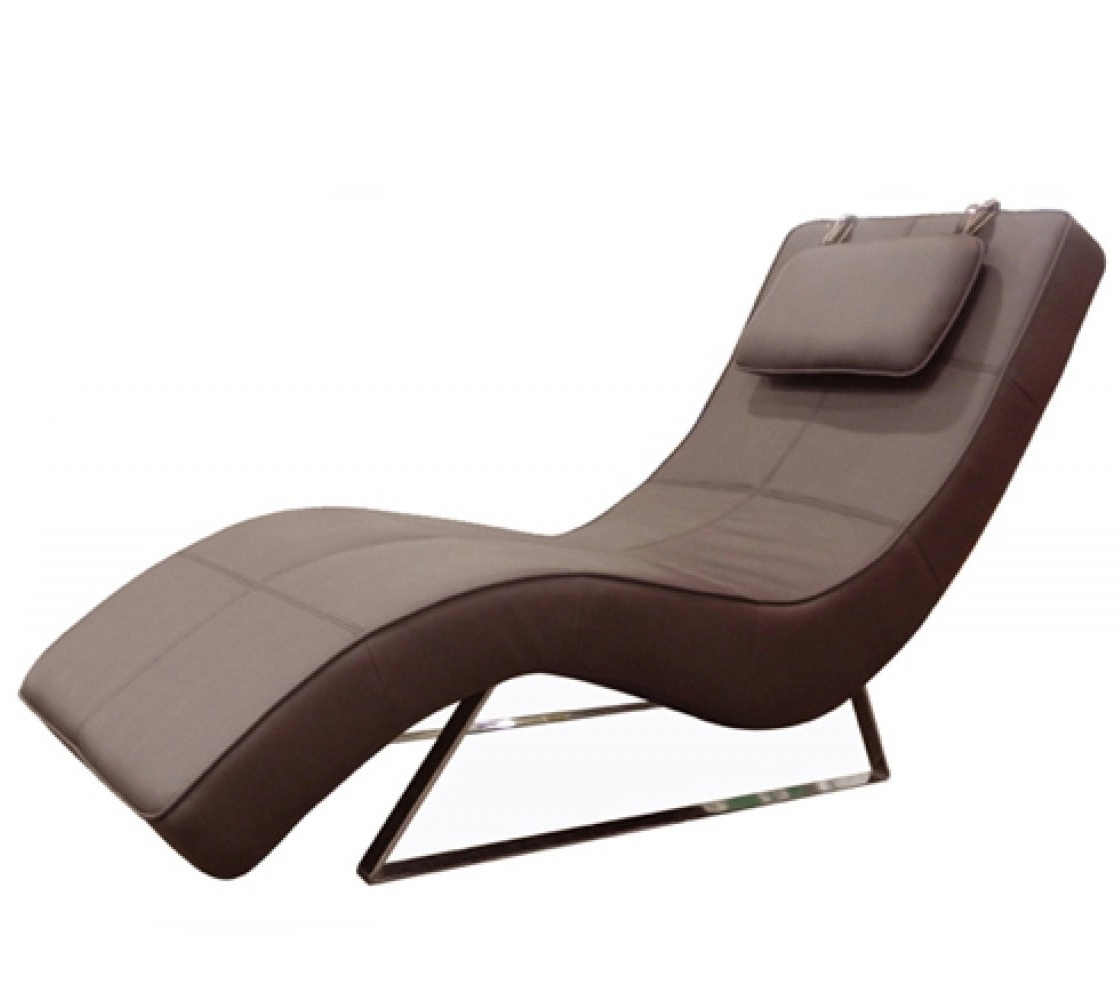 Best Chaise Lounge Chairs 15 Best Collection Of Modern Chaise Lounges