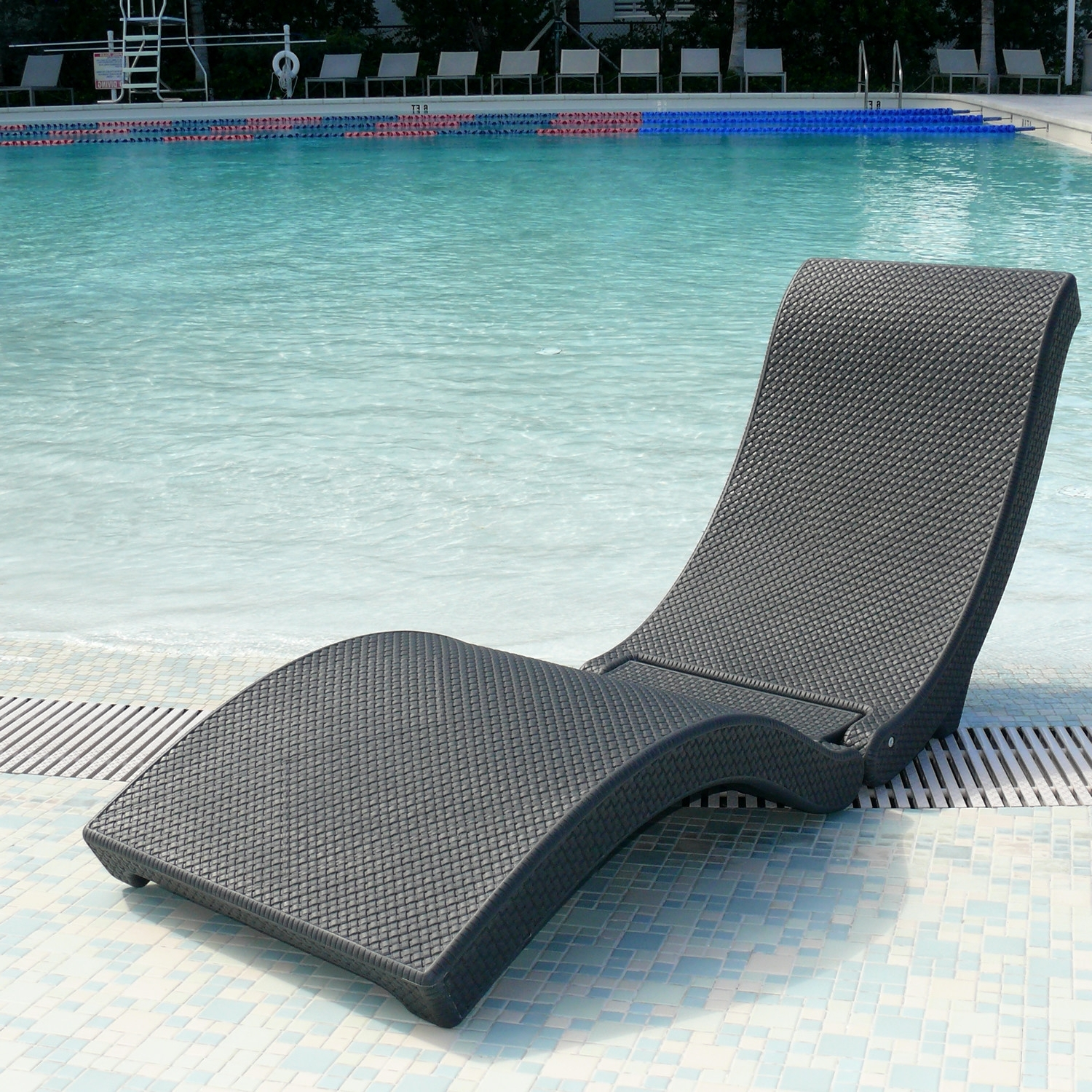 Poolside Chairs 15 Inspirations Of Chaise Lounge Chairs For Poolside