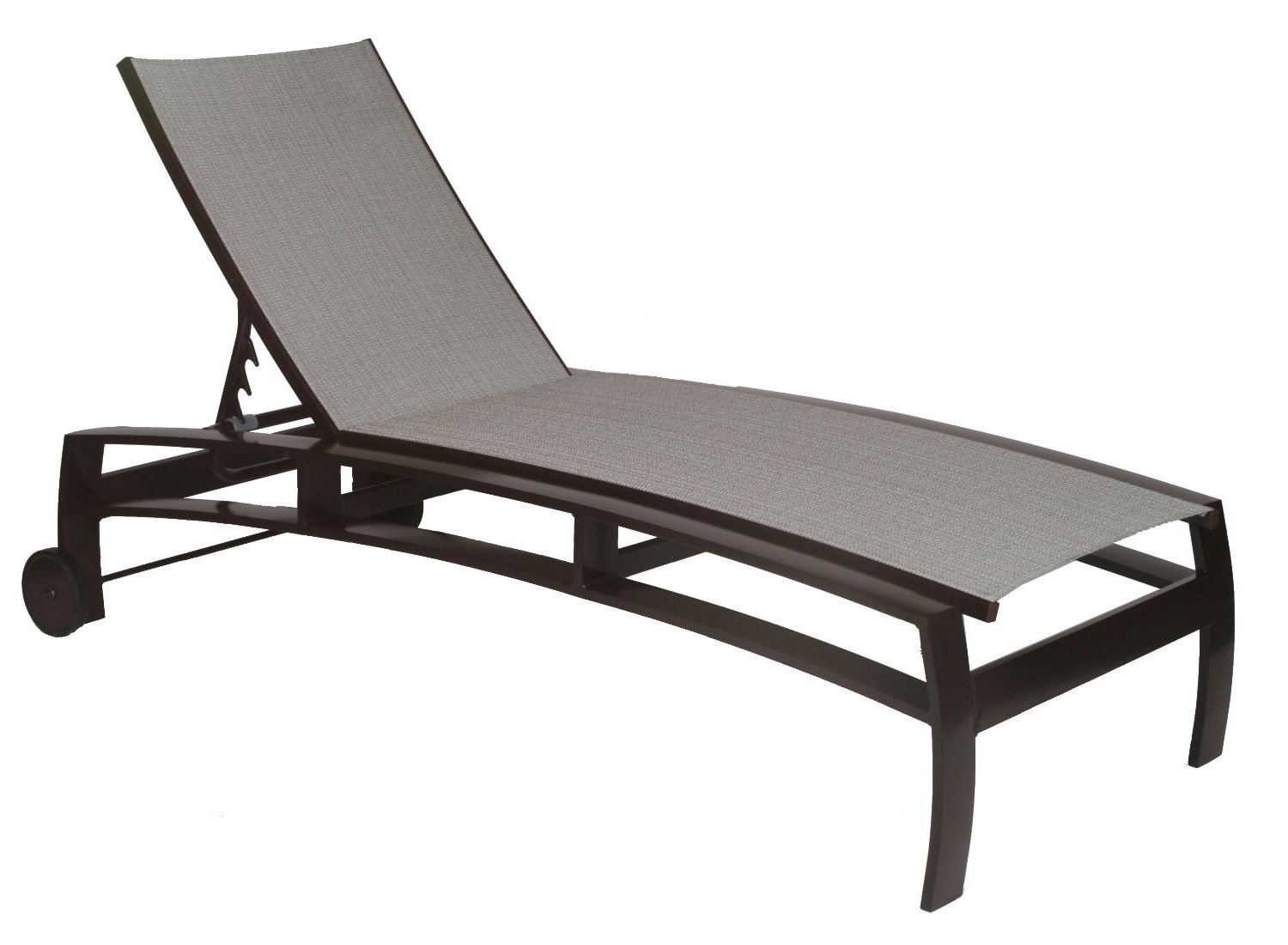 Best Chaise Lounge Chairs 15 The Best Sling Chaise Lounge Chairs For Outdoor