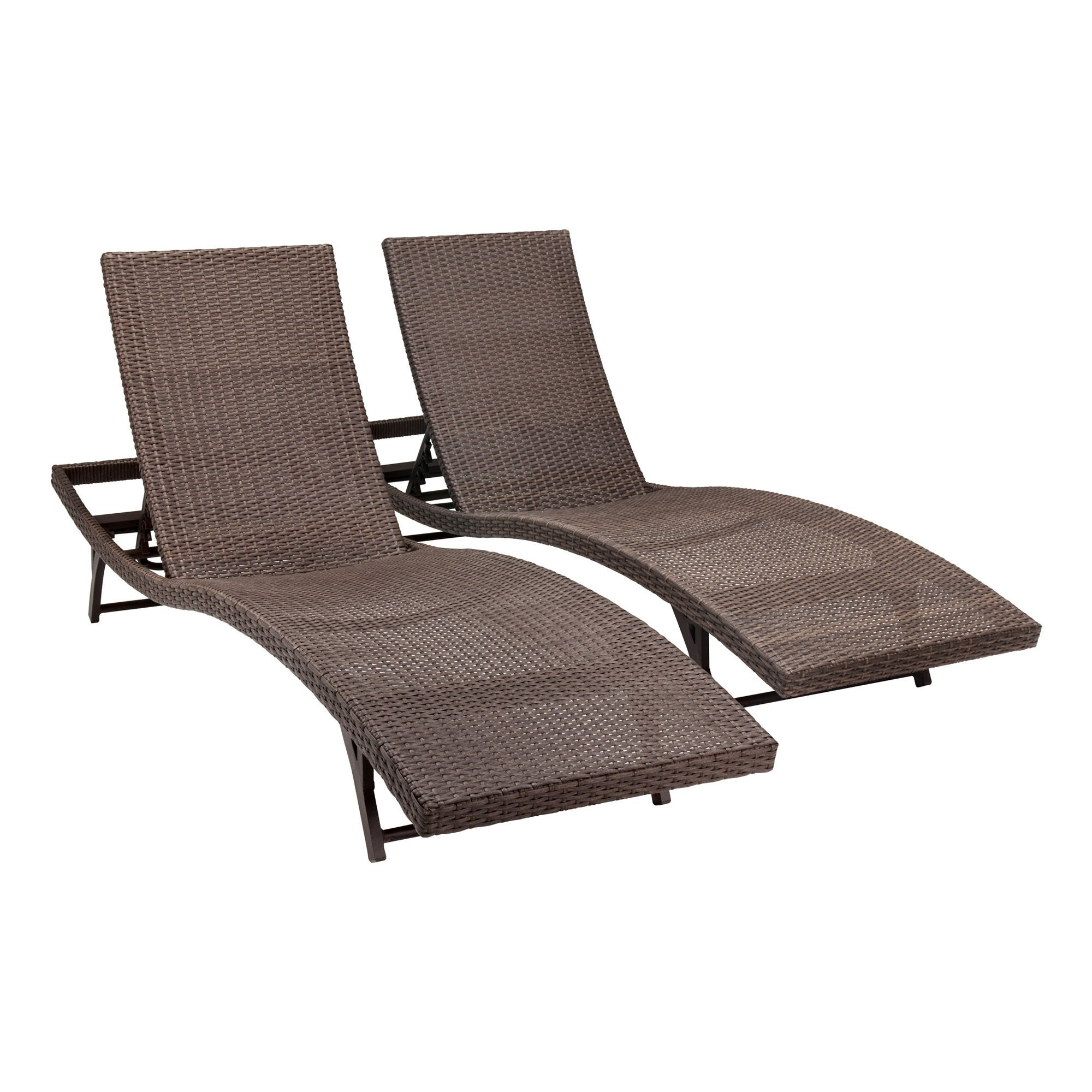 Best Chaise Lounge Chairs Top 15 Of Chaise Lounge Reclining Chairs For Outdoor