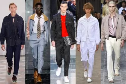 11 Summer Menswear Trends You Need To Know British Gq