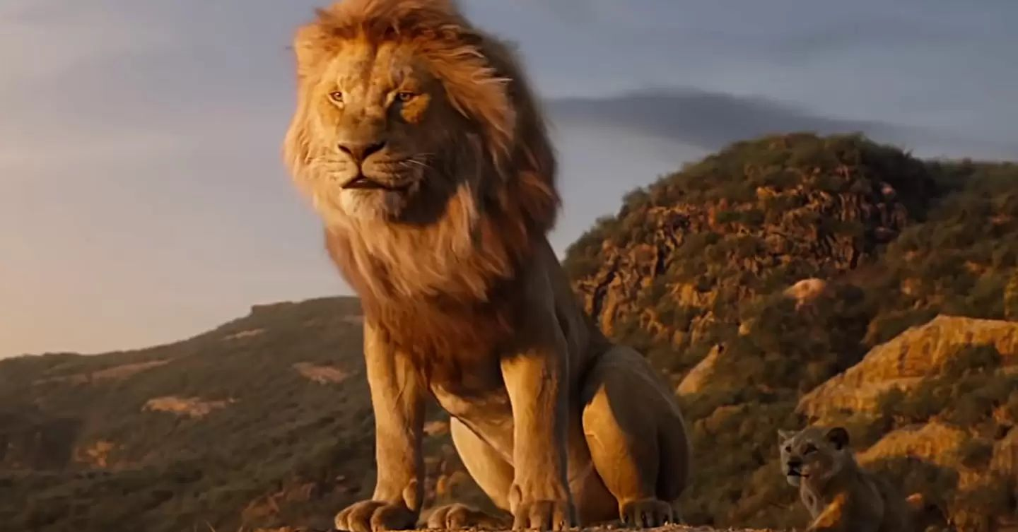 the lion king movie 2019 comes out