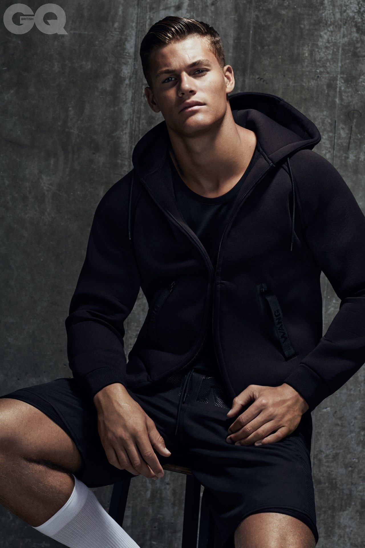 Fitness Lifestyle Wangen Gq Shoots Alexander Wang 39s First H And Menswear Line British Gq