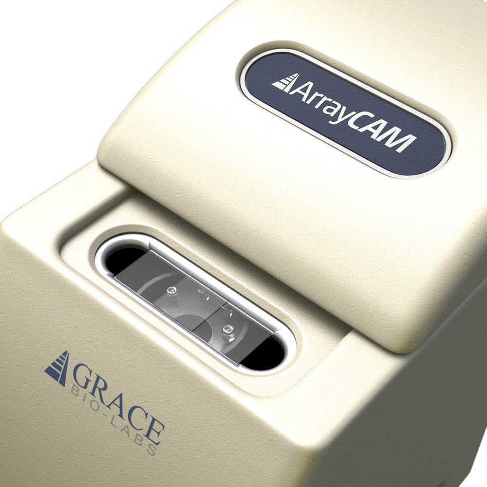 12mm Multiplex Arraycam Multiplex Microarray Imaging System Grace Bio Labs