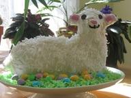 Lamb Cake Grace Elizabeth's