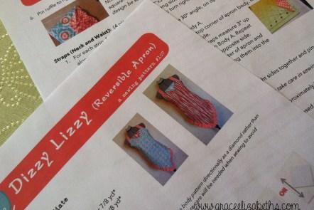 Dizzy Lizzy Pattern