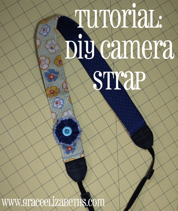 graceelizabeths - camera strap tutorial