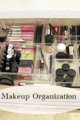 Make-up Before and After