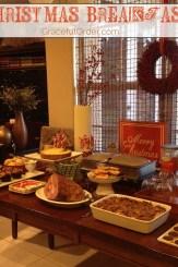 Christmas Breakfast