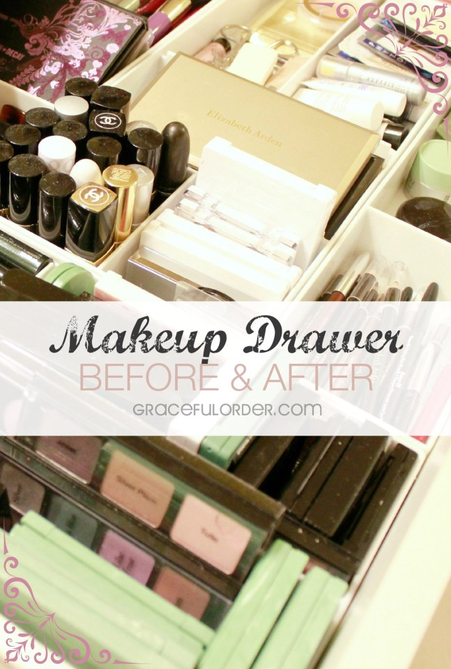 Client Project - The Makeup Drawer