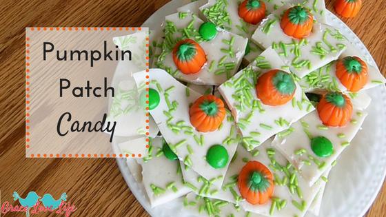 Pumpkin Patch Candy