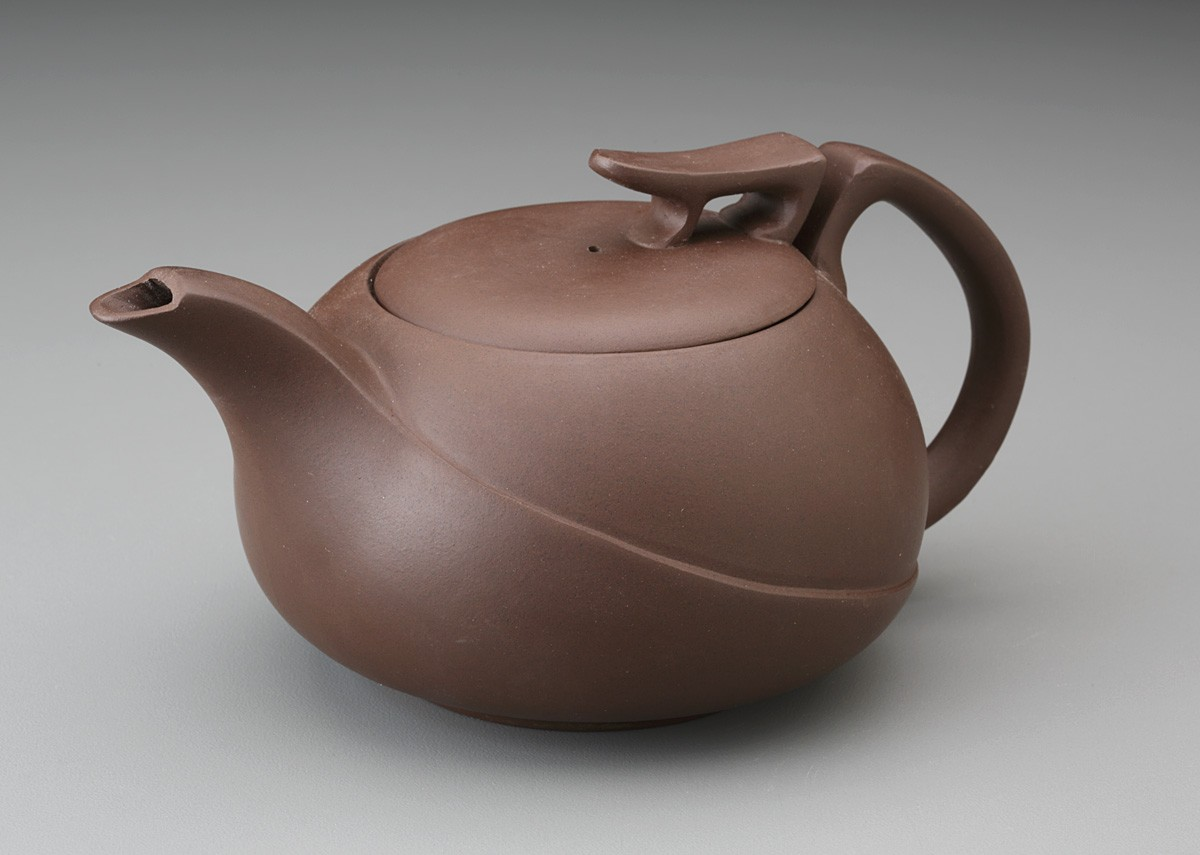 Making Tea In A Teapot 15 Oz Balance Yixing Teapot