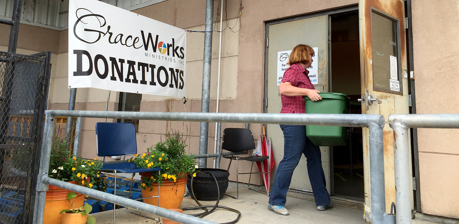 Donate Furniture Near Me Pick Up Graceworks Ministries Donations Pickups