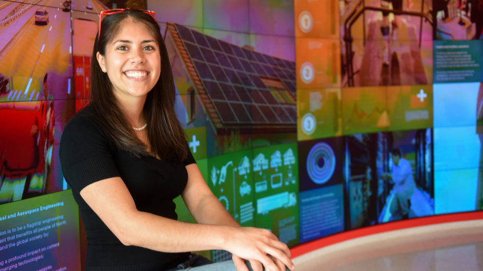 PhD Student Shares Her Passion for Computer Science The Graduate