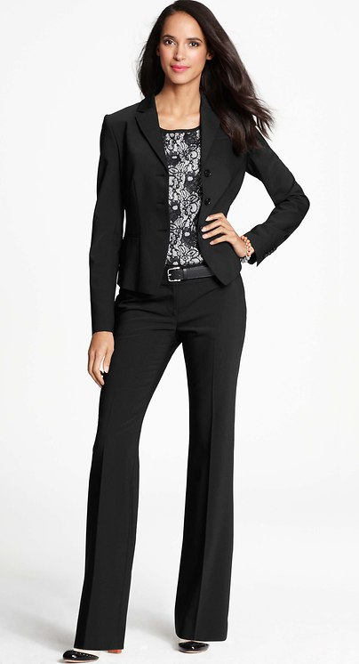 Suit Up What to Wear to the Interview! graduate to publicist