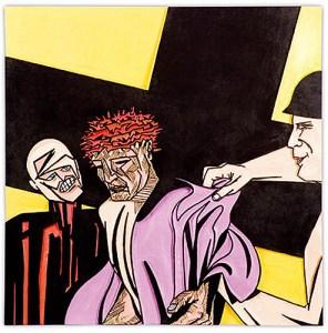 Preparing for Crucifixion