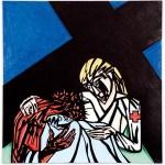 Veronica Helps Jesus