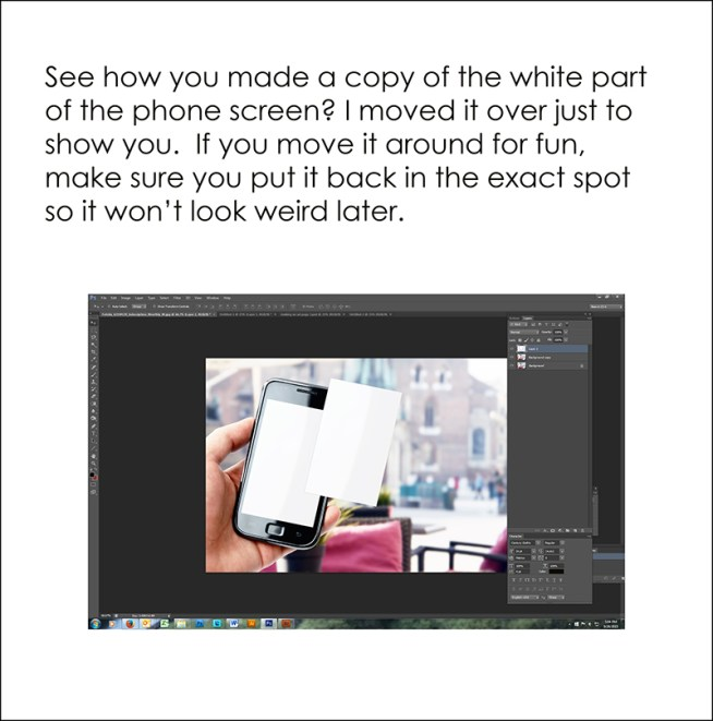 making an ad page 7