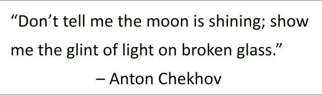 checkov quote w outline