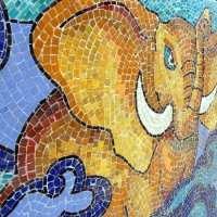 Hanoi- Worlds longest ceramic mural