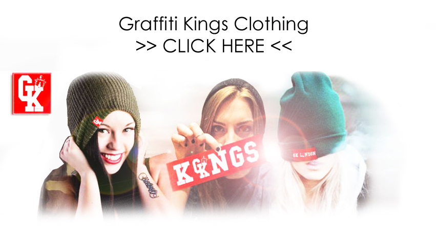 Graffiti Kings Clothing