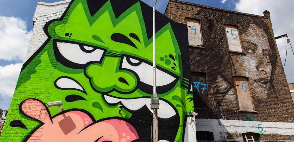 Graffiti & Street Art News