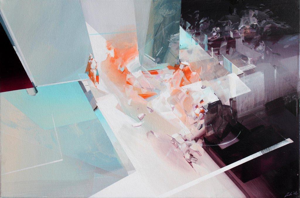 Robert \u201cTone\u201d Proch \u201cTime lags\u201d @ Kirk Gallery Denmark Graffuturism - proch