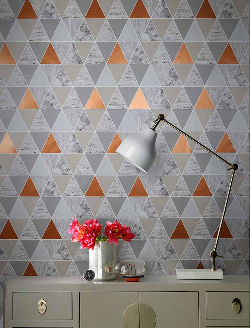 Chic Contemporary Modern Wallpaper New Wallpaper Trends 2018 Graham Brown