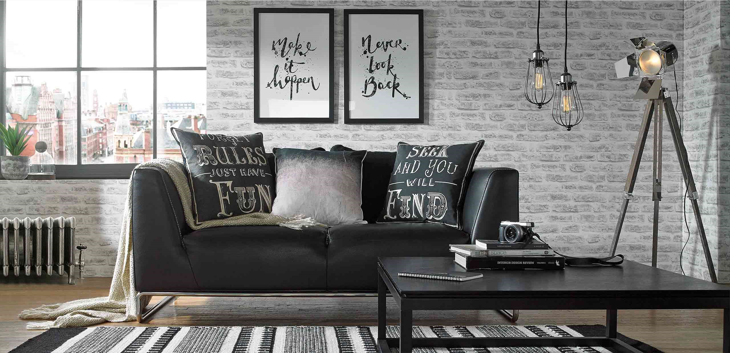 Wohnzimmer Industrial Petrol New Living Room Styles To Try Graham Brown