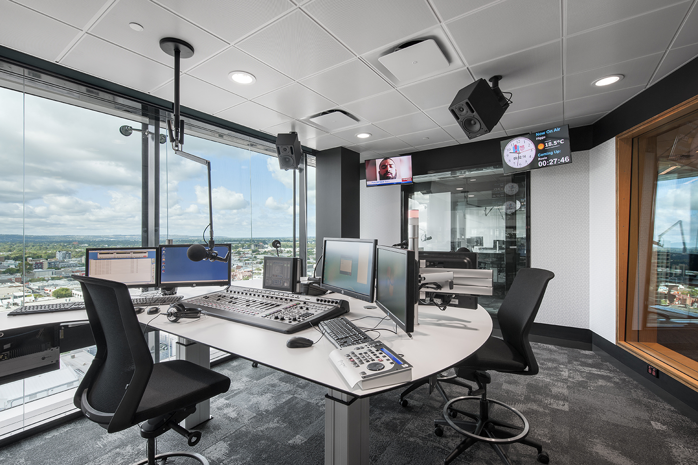 Office Work Adelaide Southern Cross Austereo Adelaide Graham Nicholas