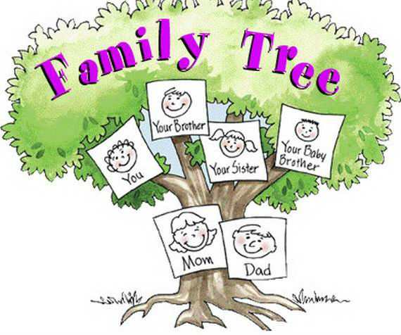 Build a better Family Tree with Lisa Dougherty July 26 630 PM