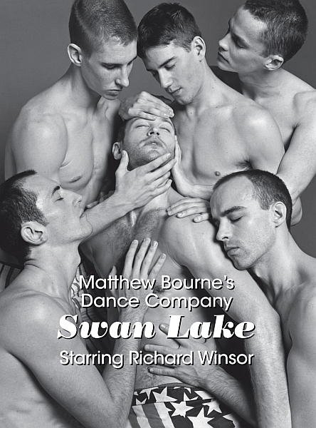 Swan Lake Bourne Bruce Weber English Lads Can Dance! says Italys LUomo Vogue