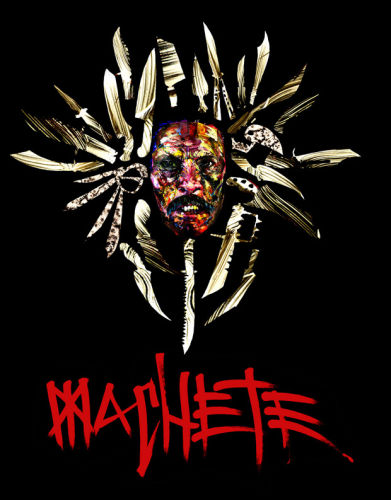 Machete David Choe Forget Damien Hirst... graffiti artist to receive $200 million from Facebooks stock market launch