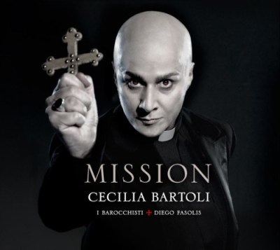 Cecilia Bartoli Mission 400x357 Were on a mission... with Cecilia Bartoli. Part 3