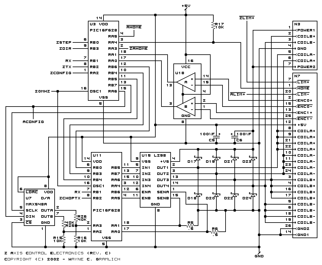 cnccircuit wiring diagram