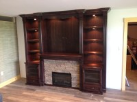 Fireplace Wall Unit | Grand Design
