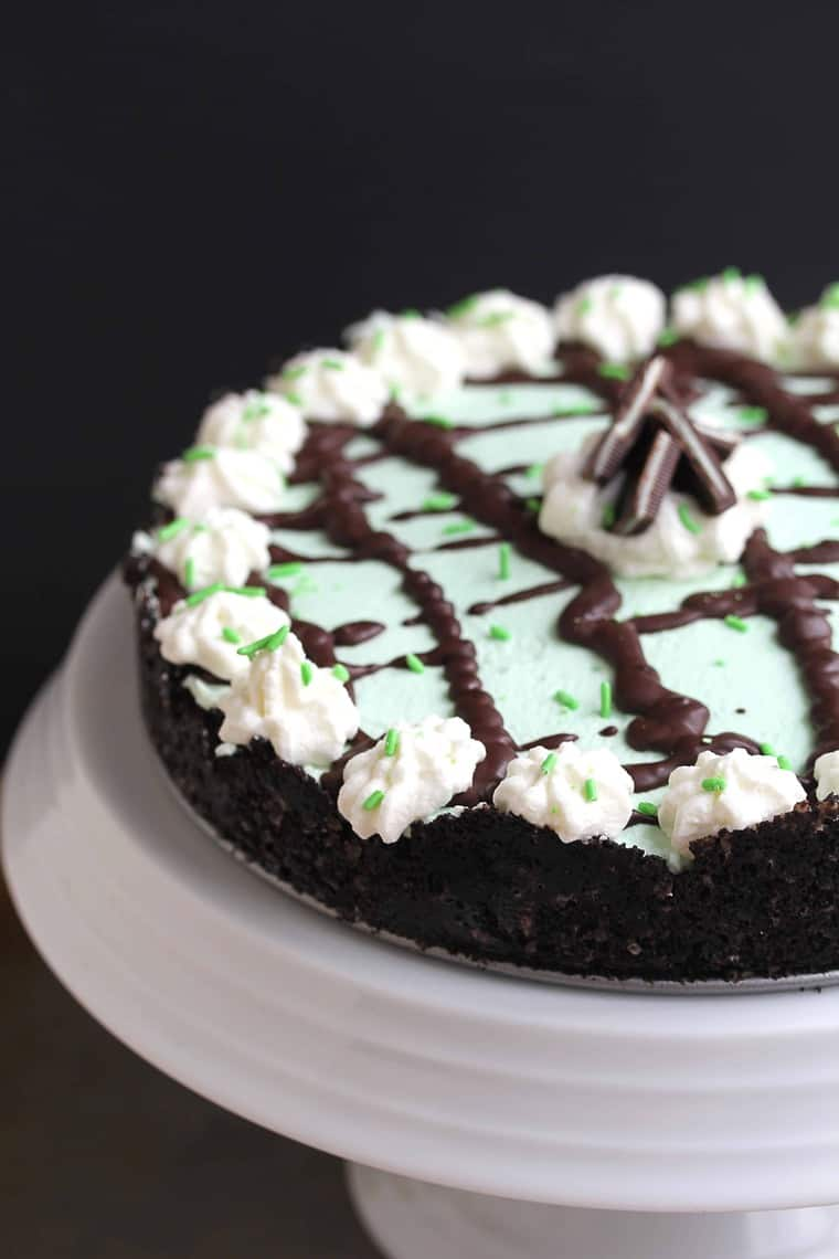 Baileys Kuchen Baileys Mint Chocolate Cream Pie