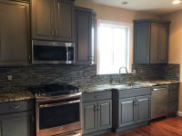 Kitchen Cabinet Refinishing & Painting | Grande Finale