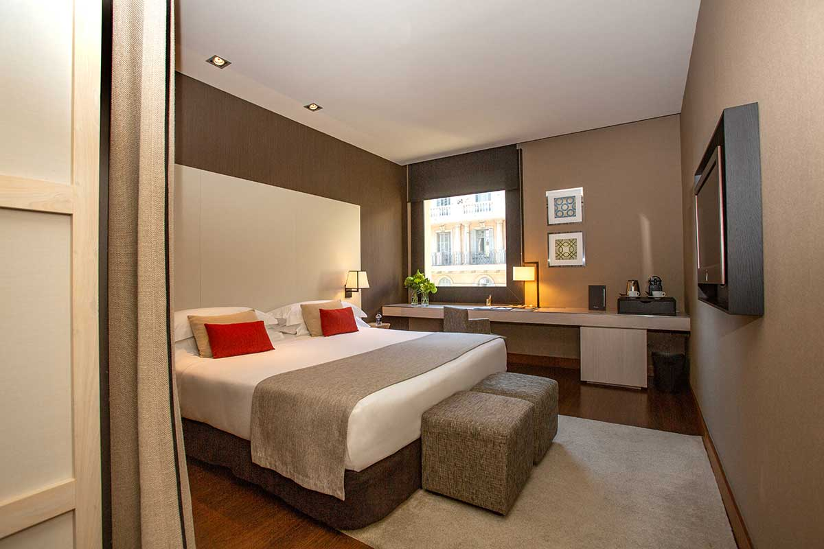 Grand Hotel Central Barcelona Luxury Executive Room Barcelona | Grand Hotel Central