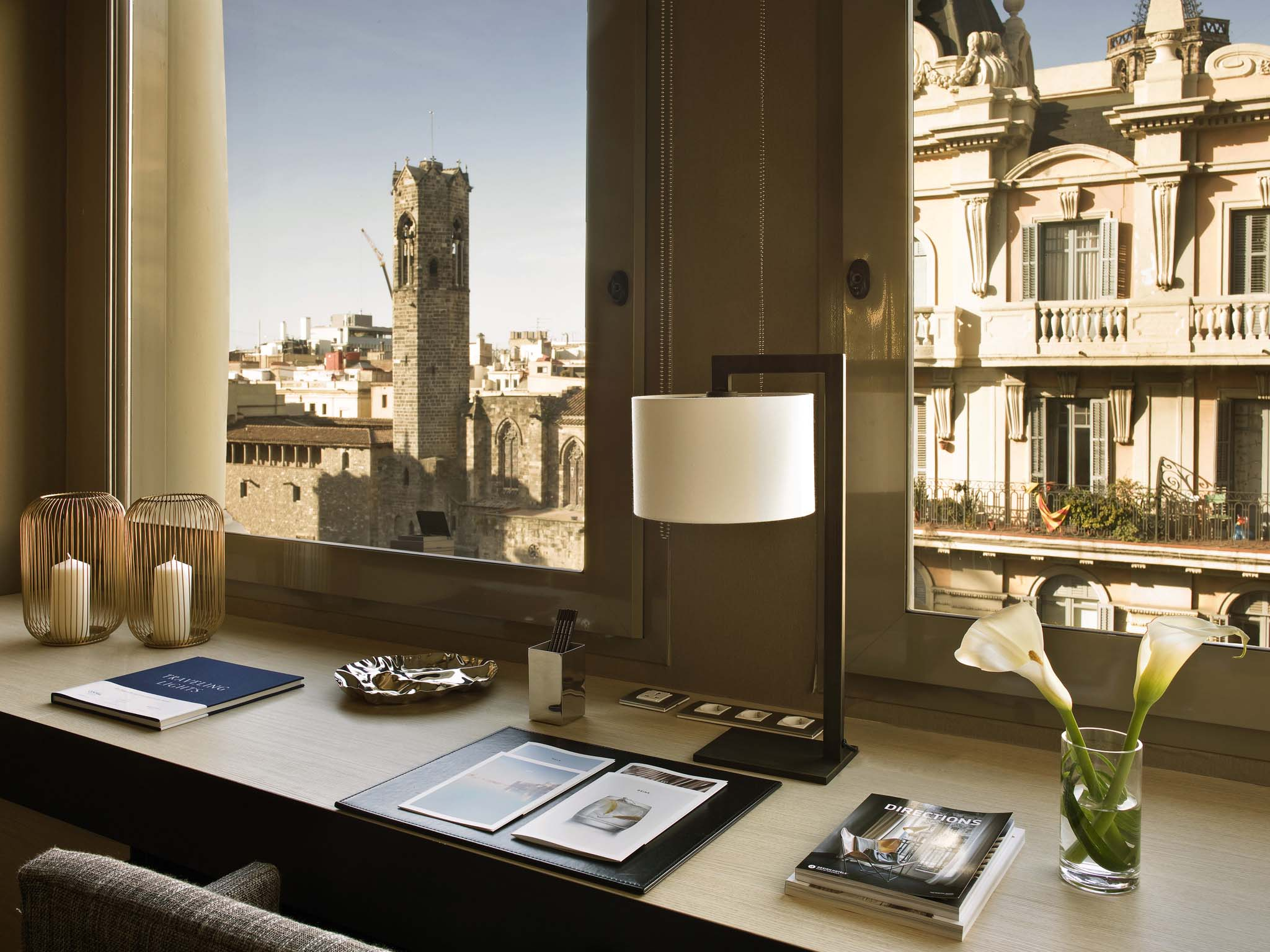 Grand Hotel Central Barcelona Luxury Rooms & Suites | Grand Hotel Central Barcelona