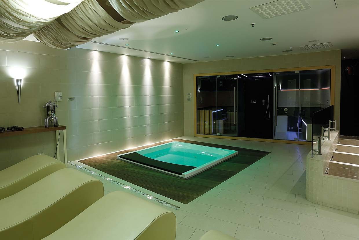 Spa Wellness Center Grand Hotel Yerevan