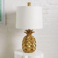 Pineapple Table Lamp | Grandin Road