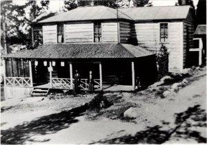 Historic Photo of the Kauffman House Hotel