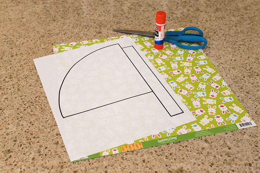 A Tisket, A Tasket, A Little Easter Basket - Grandma Ideas